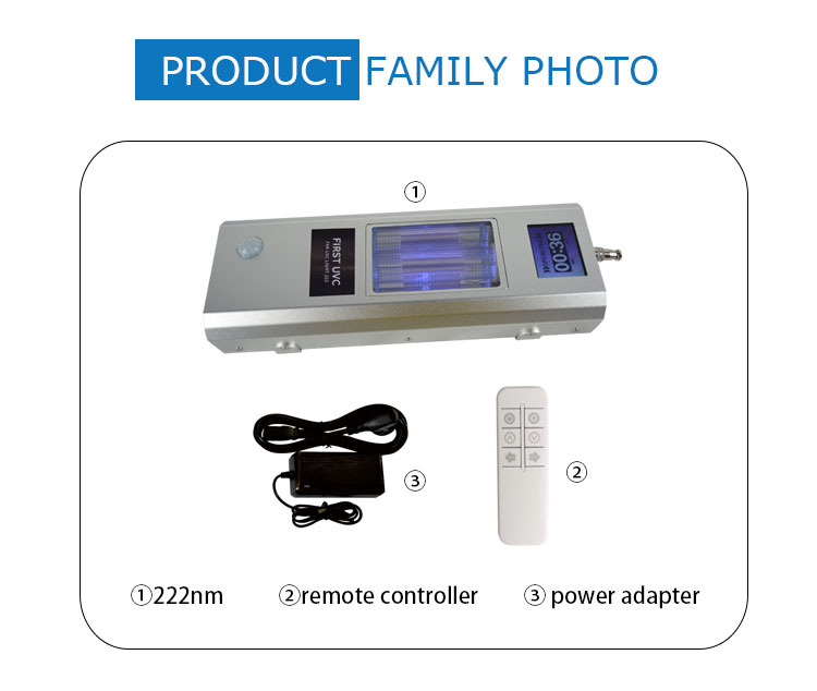 Far-UV-accessories-DF-series-product-accessories-far-uvc-quantaguard-firstuvc